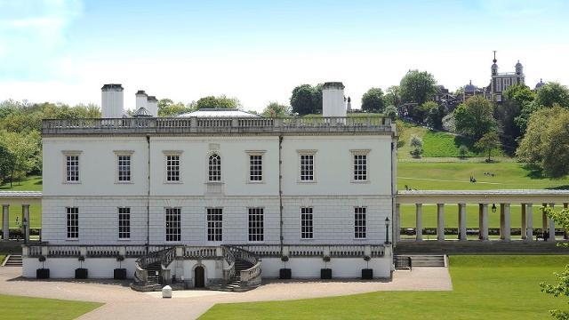 Queen 39 S House Greenwich Sehensw Rdigkeiten