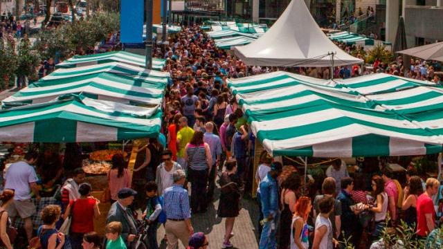 Southbank Food Market Opening Times