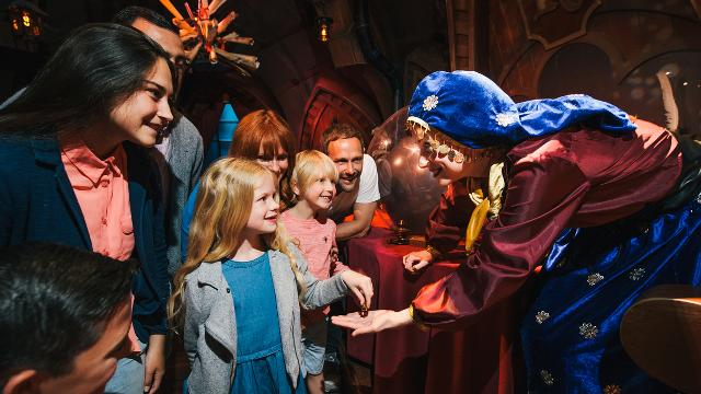 reviews of shrek adventure london