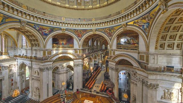 St Paul S Cathedral Sightseeing Visitlondon Com