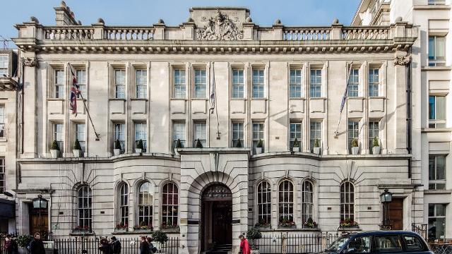 Courthouse Hotel Soho London