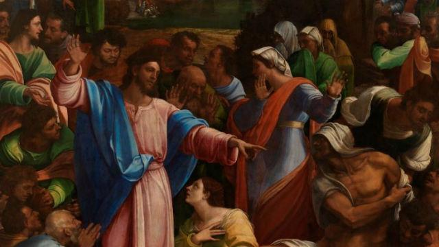 Image result for Michelangelo and Sebastiano at National Gallery