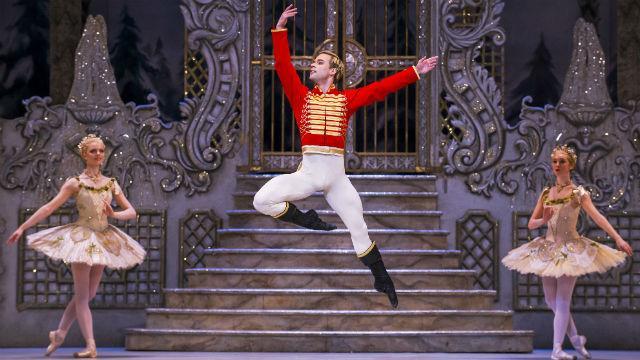 The Royal Ballet The Nutcracker At The Royal Opera House