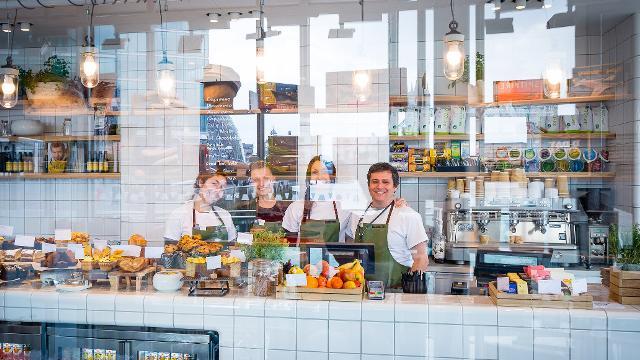 Tom S Kitchen Bar Hms Belfast