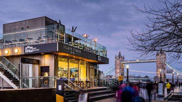 Tom's Kitchen Bar - HMS Belfast - Food and Drink