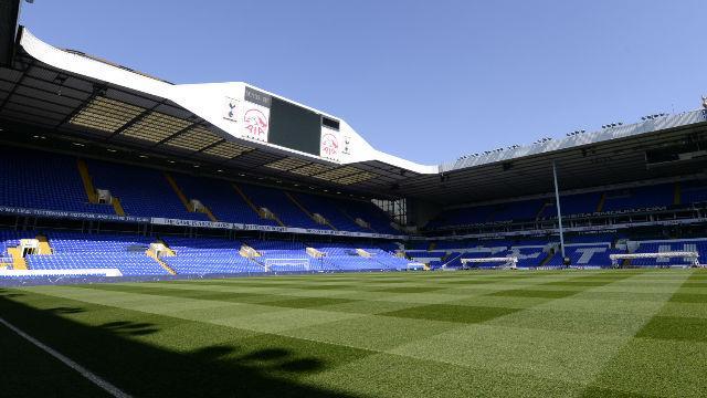 Football Stadium Tours Tottenham