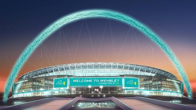 Nearest tube / underground / station to Wembley Stadium
