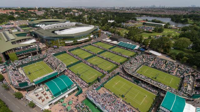 wembledon tennis