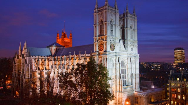 Westminster Abbey. Copyright visitlondonimages/ britainonview/ Pawel Libera