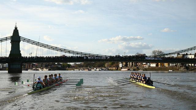 CRUK Boat Races