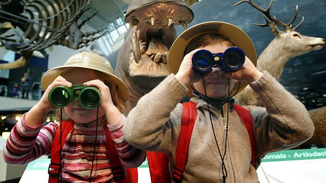 Natural History Museum Explorer Backpacks
