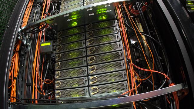 DSI supercomputer, Imperial College London