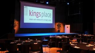 London Event Spaces - Kings Place Hall Two