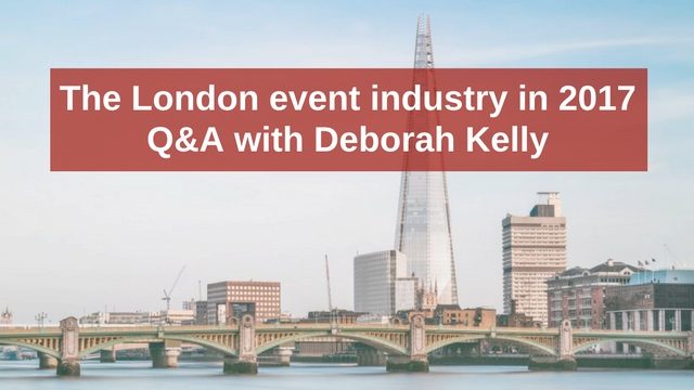 2017 London event trends