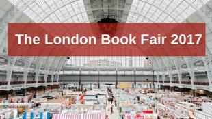 London Book Fair banner