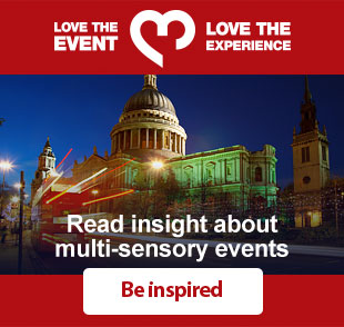 Read insights about multi-sensory events - be inspired