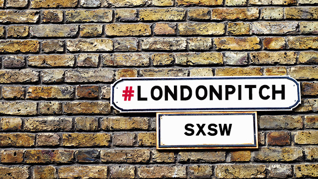 LondonPitch competition at SXSW 2014