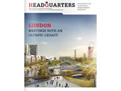 Headquarters Magazine London supplement 2012