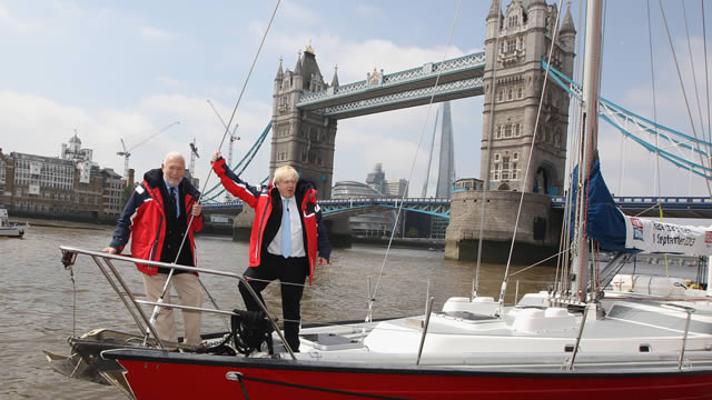 Clipper Race Launch