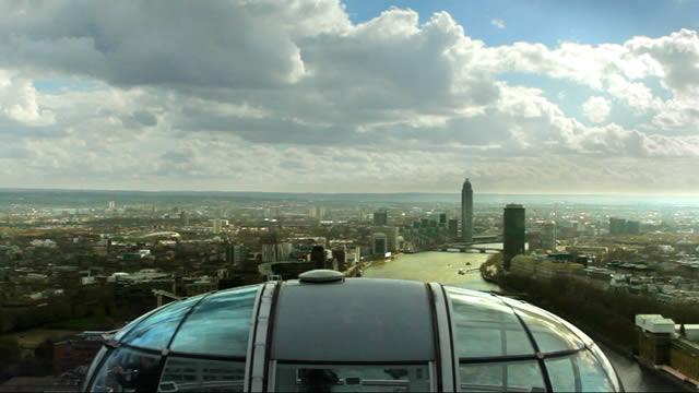EDF Energy London Eye - UAV footage
