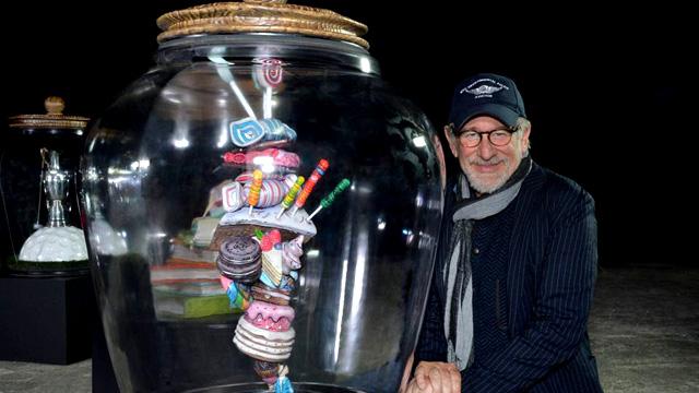 The BFG Dream Jar Trail: Steven Spielberg
