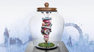 Sweet Dreams by Steven Spielberg - The BFG Dream Jar Trail