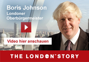 Boris Johnson, Mayor of London   Video hier anschauen. The London Story.