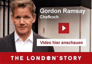 Gordon Ramsay, Chef and Restaurateur   Video hier anschauen. The London Story.
