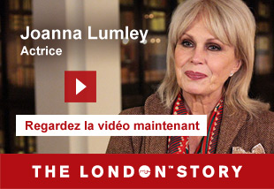 Joanna Lumley, Actress   Regardlez la vidèo maintenant. The London Story.