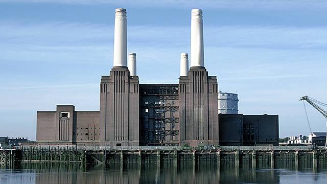 London Buildings And Landmarks