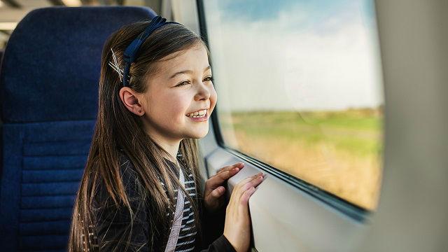 Greenwich by train