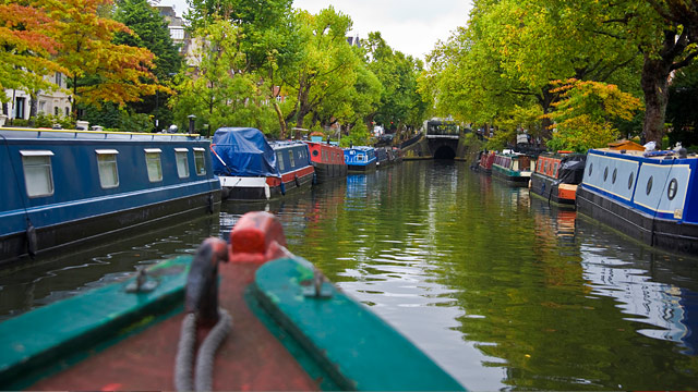Regent's Canal, London - visitlondon.com
