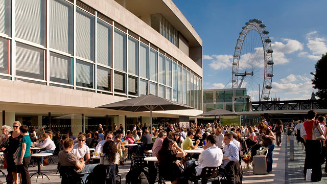 Restaurants Near The National Theatre London