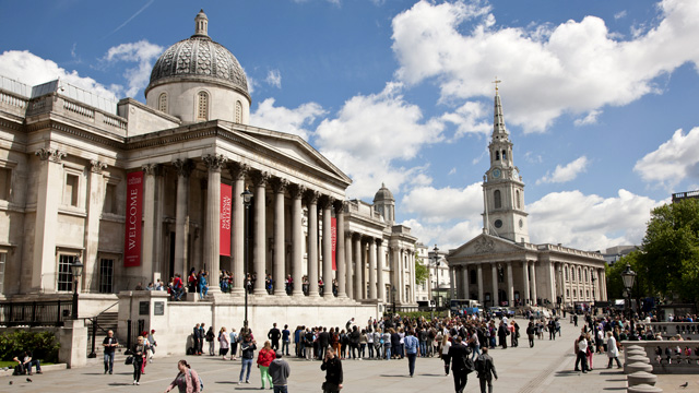 Top 10 London Attractions Things To Do