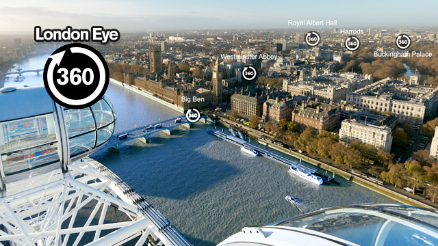 London Maps and Guides Traveller Information visitlondon – Tourist Attractions Map In London