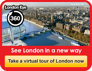 Take a virtual tour of London now