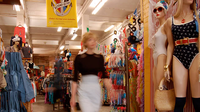 Top 10 Vintage Clothing Stores in New York City