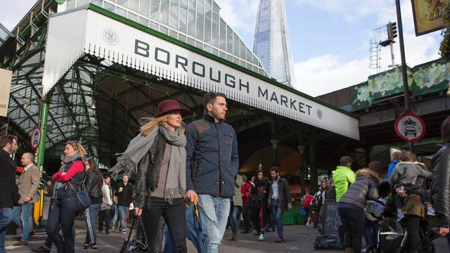 Top 12 London Markets Things To Do