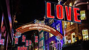 Carnaby Christmas Lights 2016