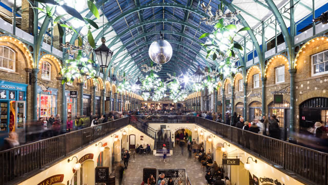 Journ e shopping de no l londres que faire londres - Le petit jardin covent garden metz ...