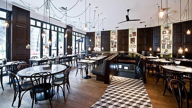 List Of Restaurants In Covent Garden