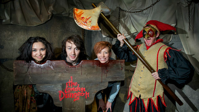 84383 640x360 londondungeon2015 640 - Top 10 London Attractions