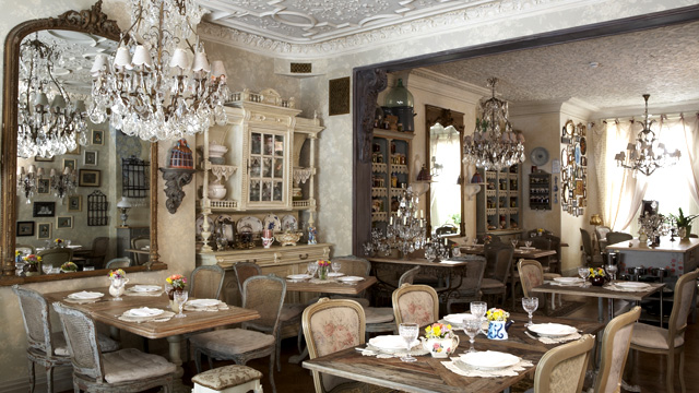 Top quirky london restaurants things to do