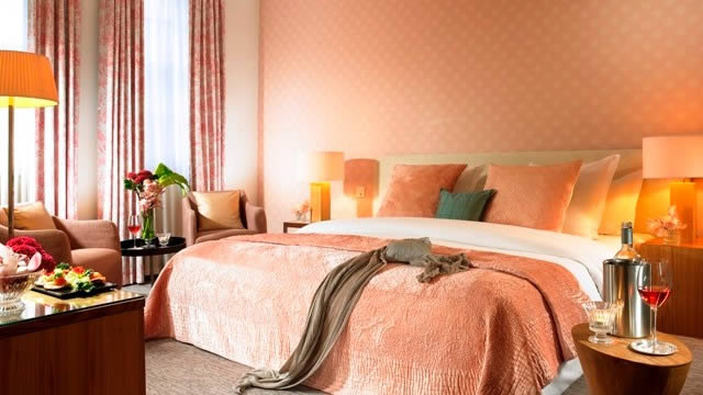 Romantic hotels in london where to stay for Intimate hotel