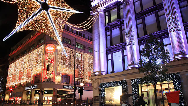 Christmas In London 2017 Essential Information Things