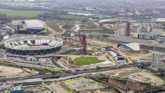 Olympic Park London Hotels