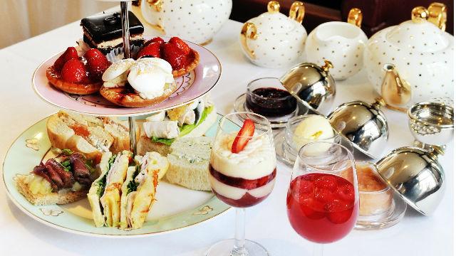 Best London Tea Rooms Things To Do Visitlondoncom