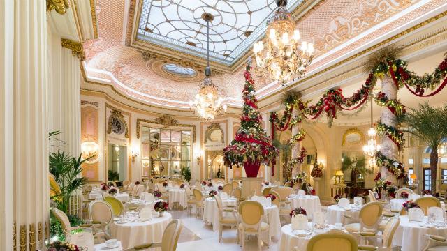Christmas at The Ritz