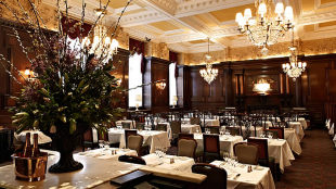 Traditional british restaurants in london things to do for Cafe du jardin restaurant covent garden