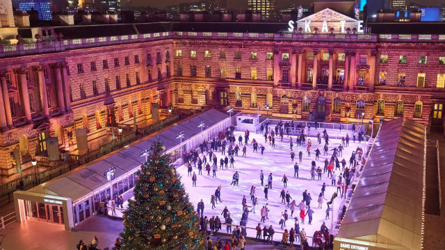 Christmas Ice Skating Rinks in London - visitlondon.com